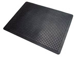 Bar Floor Mats Rubber Safety Mat For Bar Floor Garage Shed 900mm X