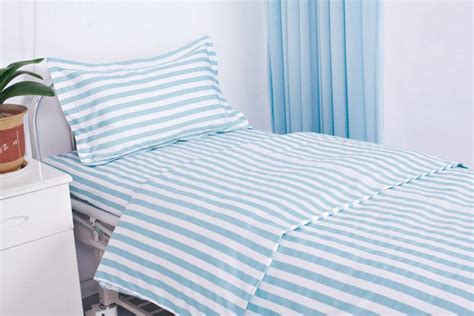 china bed sheet set for hospital qrw 007 china bed