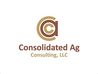 Universal Home Design Consulting Llc Consolidated Ag Consulting Llc Logo Design 48hourslogo