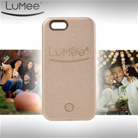 Lumee Light Iphone 6 lumee iphone 6s 6 selfie light gold