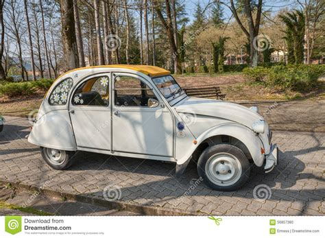 vintage citroen cars vintage car citroen 2cv editorial image image