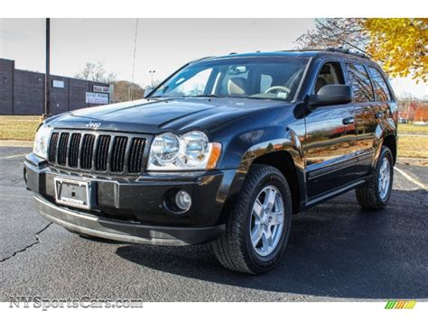 jeep laredo 2007 2007 jeep grand laredo 4x4 in black 524571