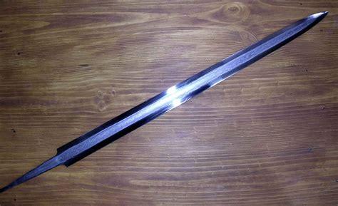 pattern welded viking sword swords by talerwin forge australia