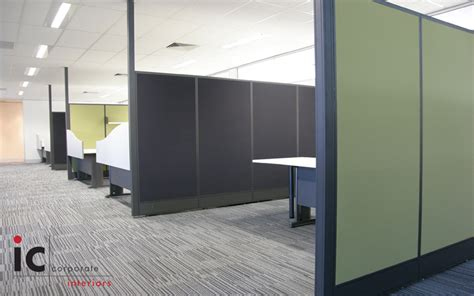 office partitions walls ic corporate interiors