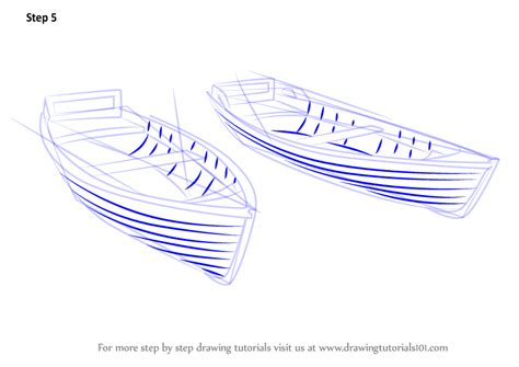 boat drawing tutorial learn how to draw boats boats and ships step by step