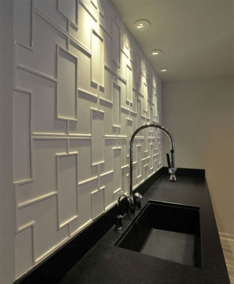 walker zanger fretwork tiles contemporary kitchen