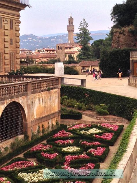 i giardini di boboli firenze guida della citt 224 palazzo pitti e i giardini di