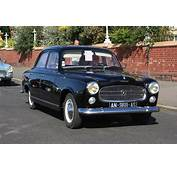 1962 Peugeot 403  Information And Photos MOMENTcar
