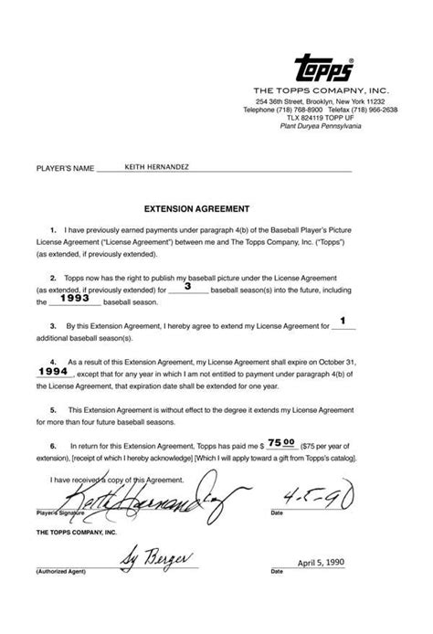 football contract template image gallery soccer contracts