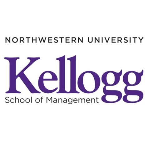 Kellogg School Of Management Mba by Kellogg School Of Management