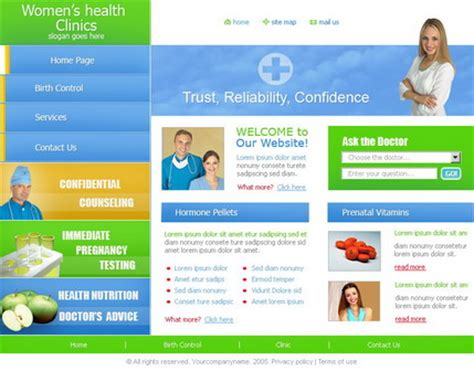 Free Website Templates Provided By Hostgator Com Gator Website Templates