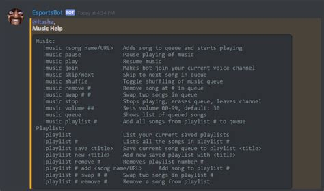 discord bot music how to add bot in discord to play music image collections