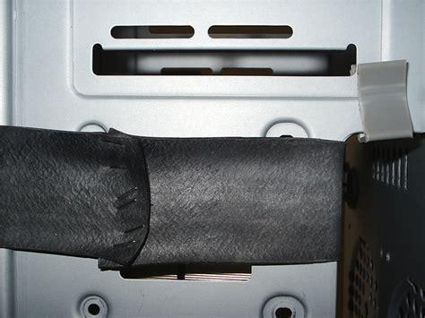 dischi fissi interni riduzione rumore generato da dischi fissi
