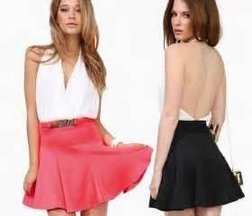 Termurah L 821 Black Halterneck Dress v neck halter backless pleated dress on luulla
