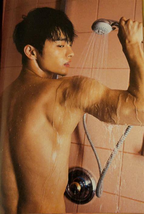 tattoo hot shower happy birthday 10 skin baring photos of seo in guk