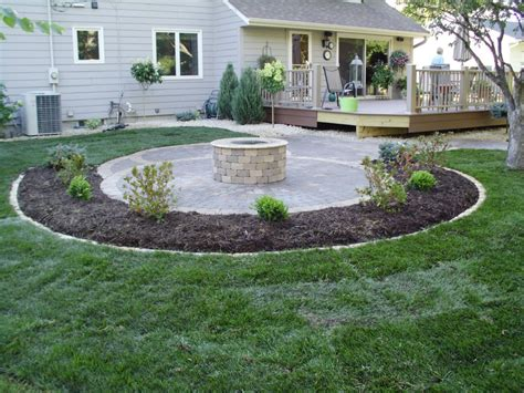 Best Circular Patio Images On Blue Spruce Anchor