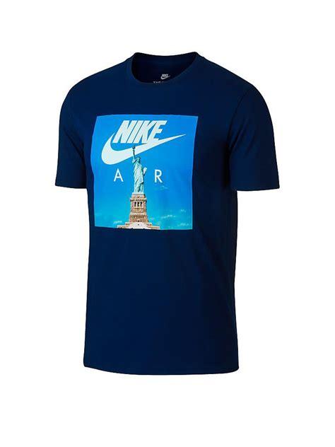 Tshirt Air nike herren t shirt air 1 blau m