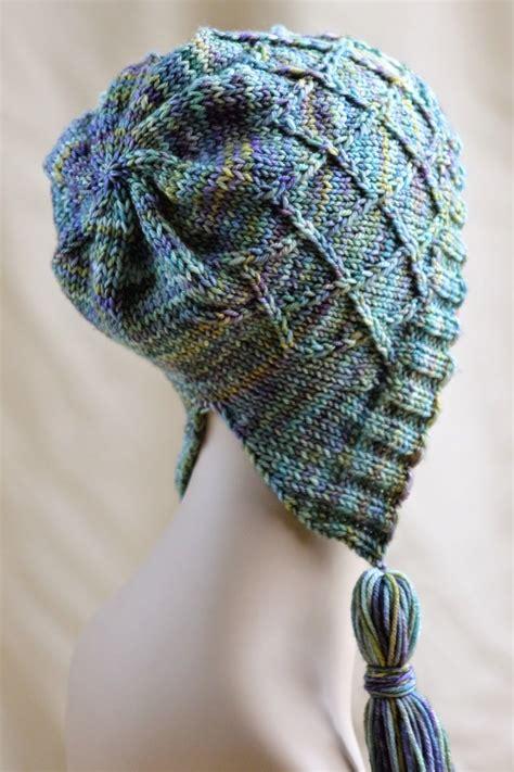 all free knitting patterns in bloom knitted bonnet allfreeknitting