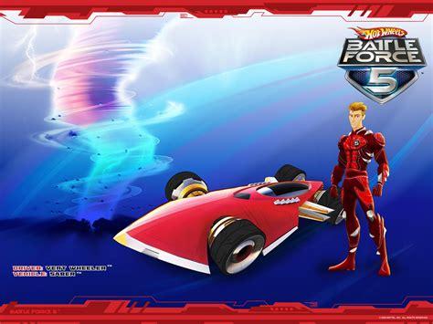 hot wheels battle force 5   Cartoon Network   Official