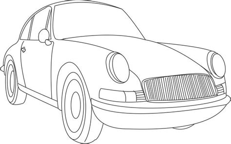 printable car images car coloring pages free download
