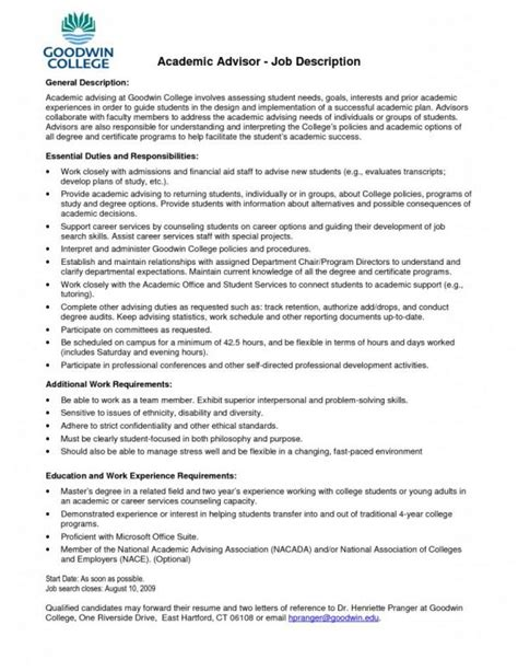 Financial Aid Assistant Sle Resume by Financial Planning Resume Objective 28 Images Financial Advisor Resume Template