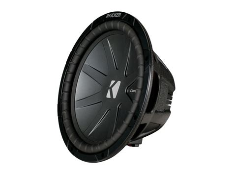 Kickers Safety 12 compr 12 inch subwoofer kicker 174