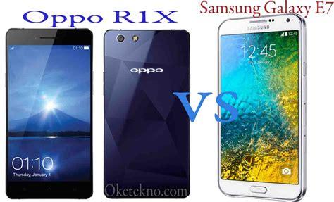 Harga Samsung Oppo harga oppo r1x vs samsung galaxy e7 adu smartphone 4