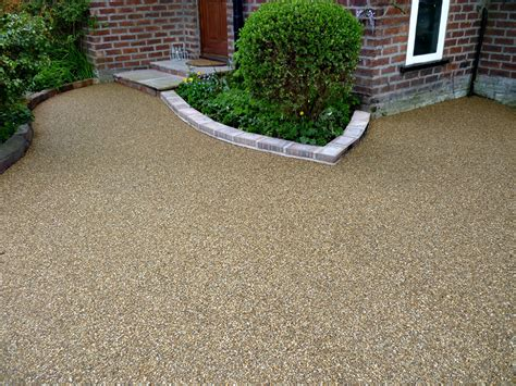 resin bound gravel driveway resin bound oakwell