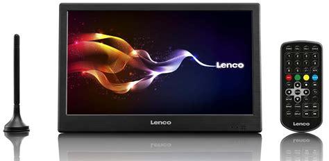 Tv Mobil Hd televiseur portable tft 1026 lenco lenco webdistrib