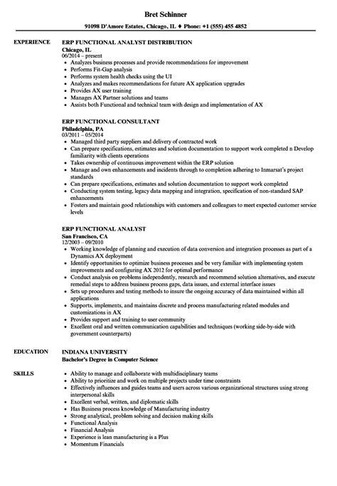 functional resume example 9 samples in word pdf