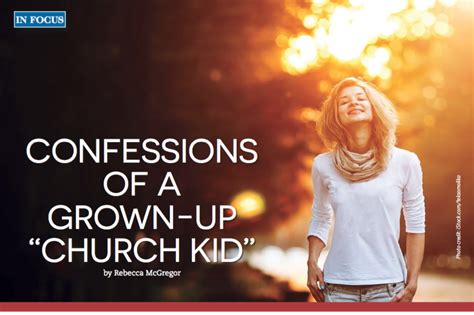 Book Review Confessions Of A Failed Grown Up By Calman by Confessions Of A Grown Up Church Kid The Presbyterian