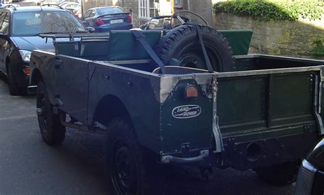 land rover 1940 curbside classic land rover series 1 after 67 years
