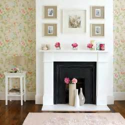 how to decorate the fireplace mantel house to home