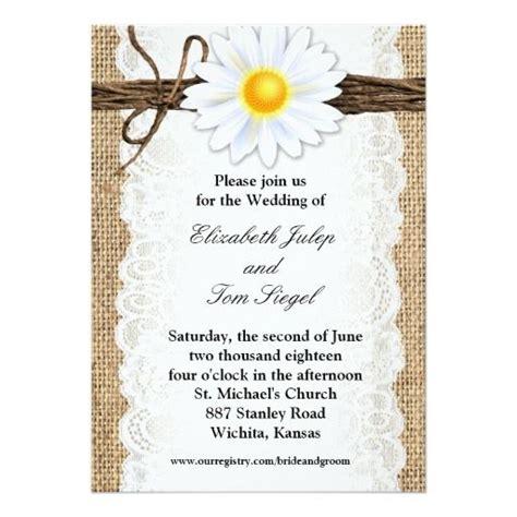 diy gerbera wedding invitations 17 best images about wedding invitations on