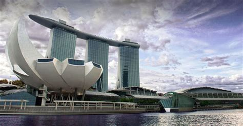marina bay sands bays architects and singapore marina bay sands is singapore s top eco friendly hotel