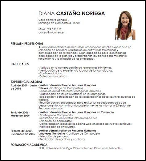 Modelos De Resume Moderno by Moderno Curriculum Resumen Personal Modelo Colecci 243 N De