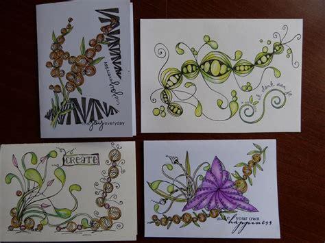 printable zentangle cards 20 beste afbeeldingen over zentangle card ideas op
