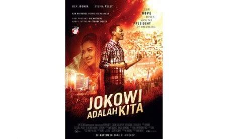 film jokowi adalah kita ditarik poster heroik film jokowi adalah kita republika online