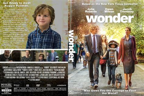 design cover film wonder 2017 dvd custom cover custom dvd cover designs
