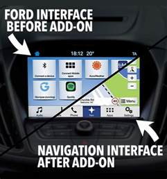 Ford Sync Navigation Ford Sync 3 Gps Navigation System Upgrade With Hdmi And
