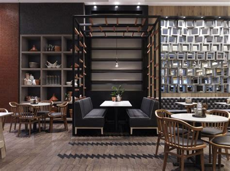 Rustic Cafe Interior by Diversity And Warmth Showcased By Rustic Cotta Cafe In