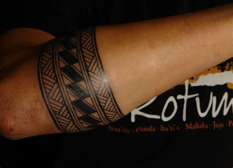 tribal tattoo meaning yahoo hawaiian armband tattoo tribal tattoos pinterest