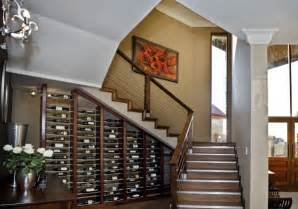Wine Storage Under Stairs by 60 Under Stairs Storage Ideas For Small Spaces Making Your
