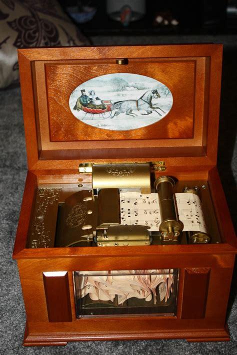 Home Decorations For Christmas mr christmas music in motion music box christmas carols