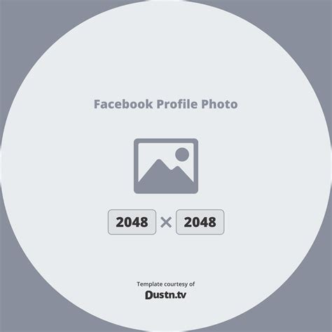 Facebook Image Sizes Dimensions 2019 Everything You Need To Know Profile Pic Template
