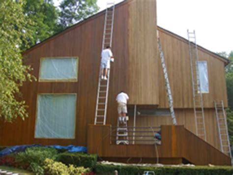 Cedar Siding Restoration - michigan cedar siding restoration cleaning and staining