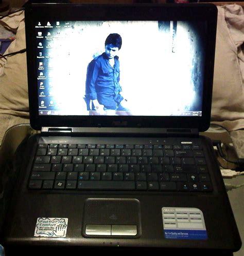 Laptop Asus K40ij Second asus k40ij black dual laptop clickbd