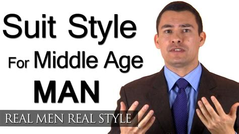 appropriate style for middle aged male buying a suit as a middle aged man style color tips