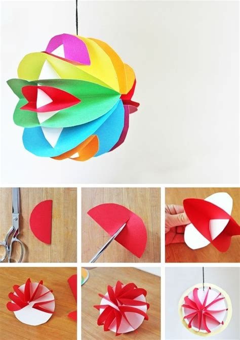 Paper Craft Activities For - 40 diy paper crafts ideas for