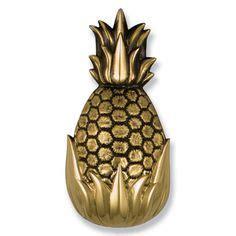 pineapple symbolism swinging door knockers brass door knocker and celtic on pinterest